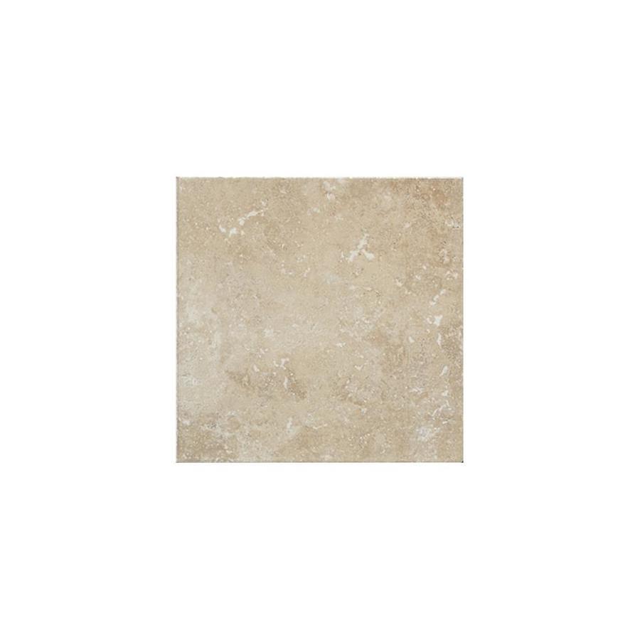 American Olean Pozzalo Manor Gray Ceramic Bullnose Tile (Common: 6-in x 6-in; Actual: 6-in x 6-in)
