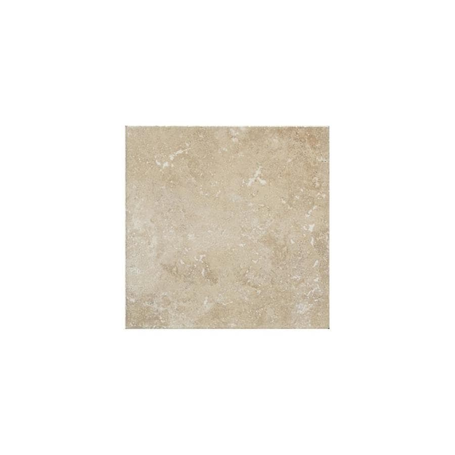 American Olean Pozzalo Manor Gray Ceramic Quarter Round Tile (Common: 1-in x 1-in; Actual: 1-in x 1-in)