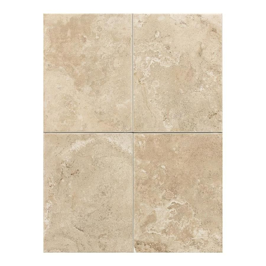 Shop American Olean Pozzalo 15 Pack Coastal Beige Ceramic Wall Tile Common
