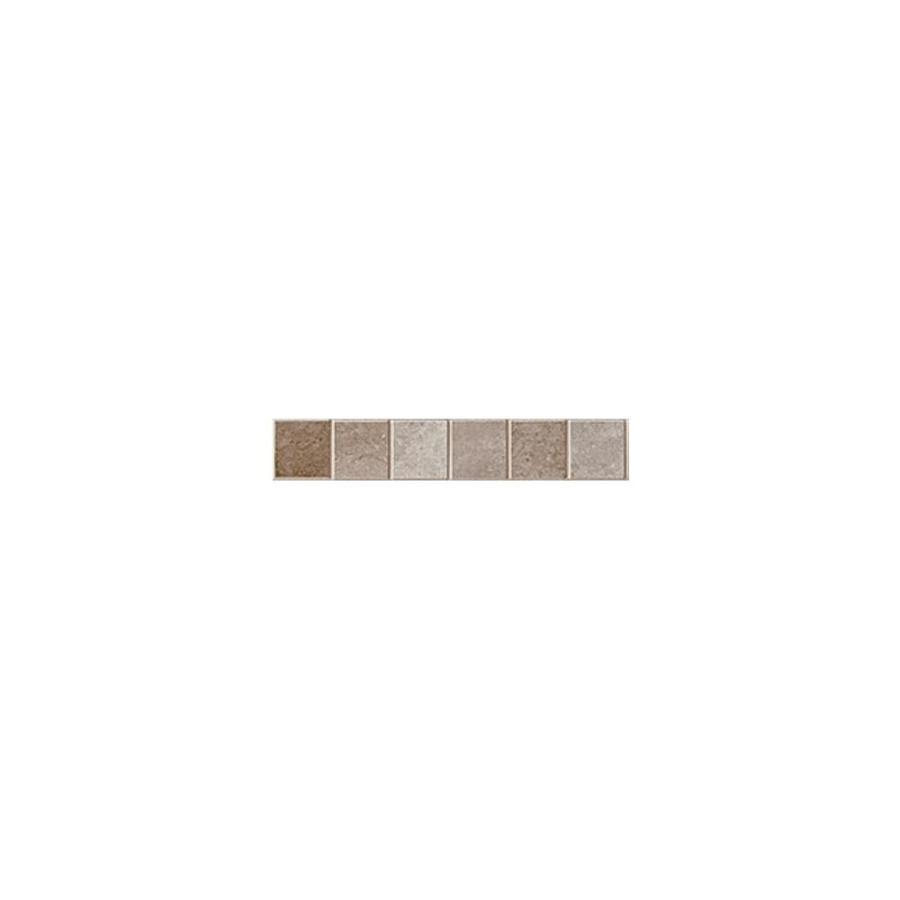 American Olean Pozzalo Universal Ceramic Bullnose Tile (Common: 2-in x 2-in; Actual: 2-in x 2-in)