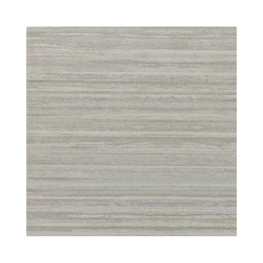American Olean 11-Pack 12-in x 12-in Antissa Ash Taupe Thru Body Porcelain Floor Tile