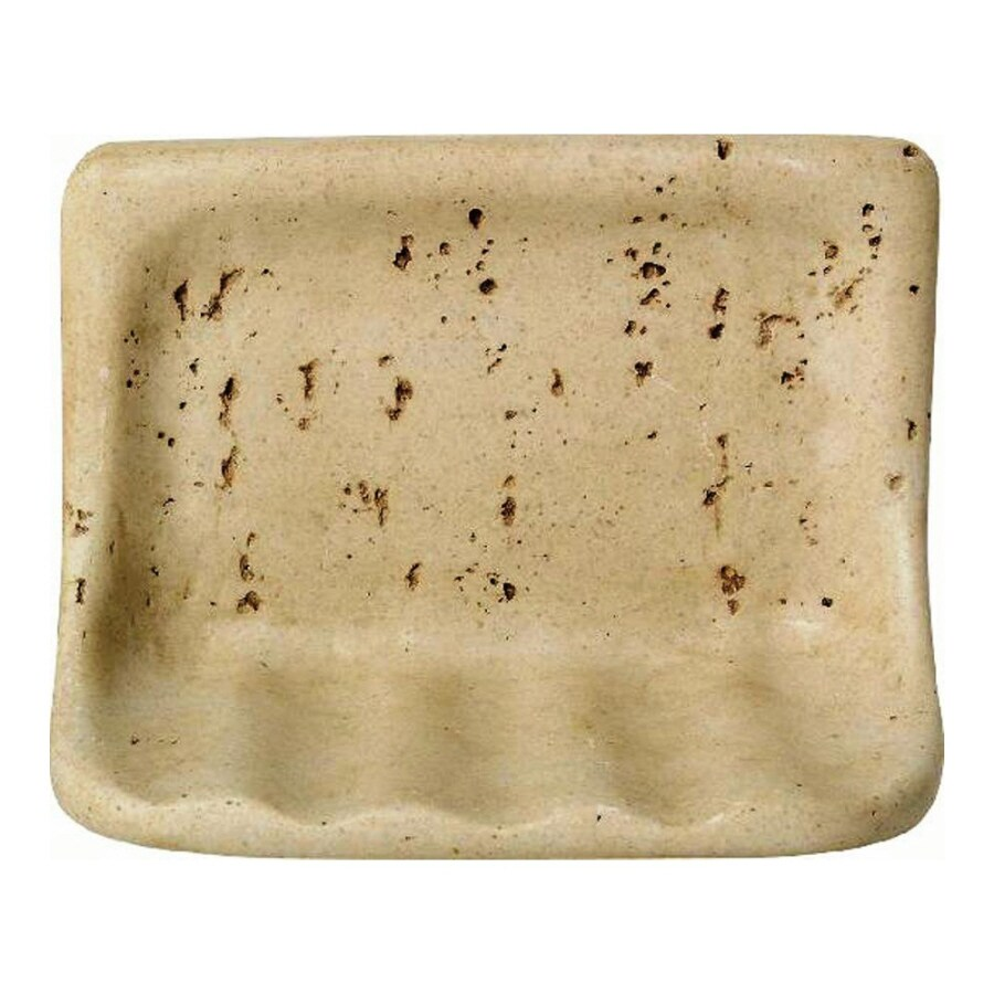 american olean bathroom accessories travertine composite soap dish