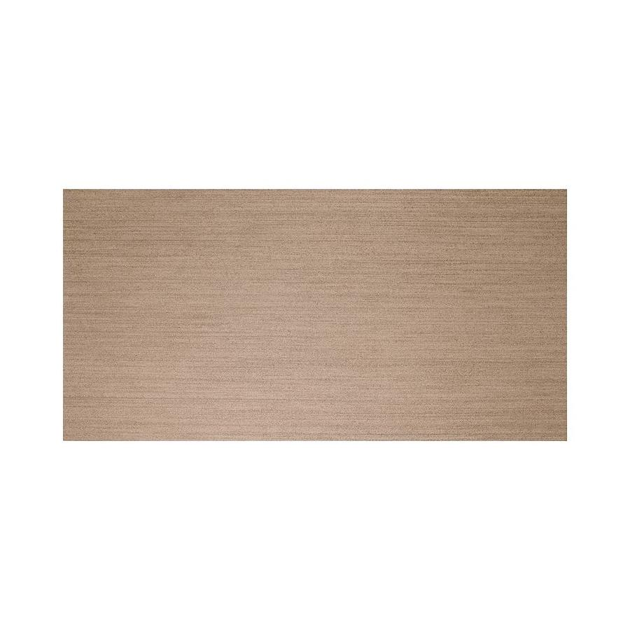 American Olean Infusion 6-Pack Taupe Wenge Thru Body Porcelain Floor and Wall Tile (Common: 12-in x 24-in; Actual: 11.75-in x 23.5-in)