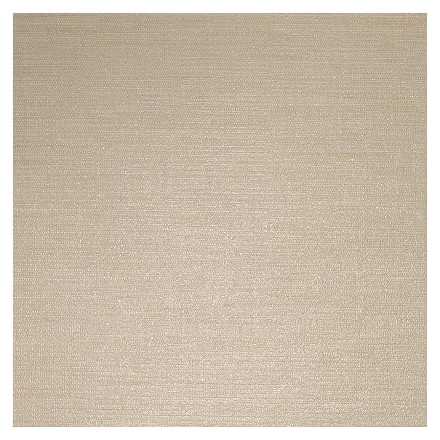 American Olean Infusion 4-Pack Beige Fabric Thru Body Porcelain Floor and Wall Tile (Common: 24-in x 24-in; Actual: 23.5-in x 23.5-in)