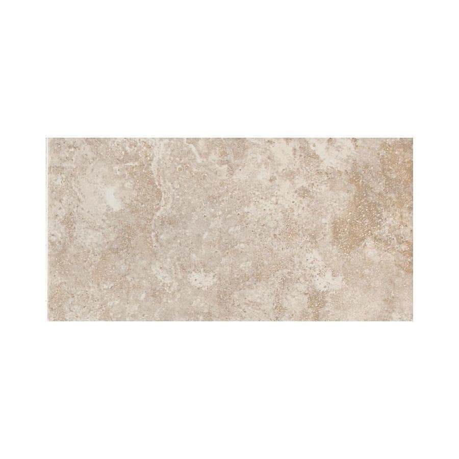 American Olean Belmar 100-Pack Pearl Ceramic Wall Tile (Common: 3-in x 6-in; Actual: 3-in x 6-in)