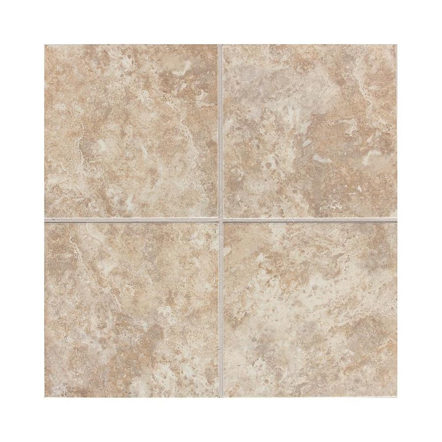 American Olean Belmar 50-Pack Cashmere Ceramic Wall Tile (Common: 6-in x 6-in; Actual: 6-in x 6-in)