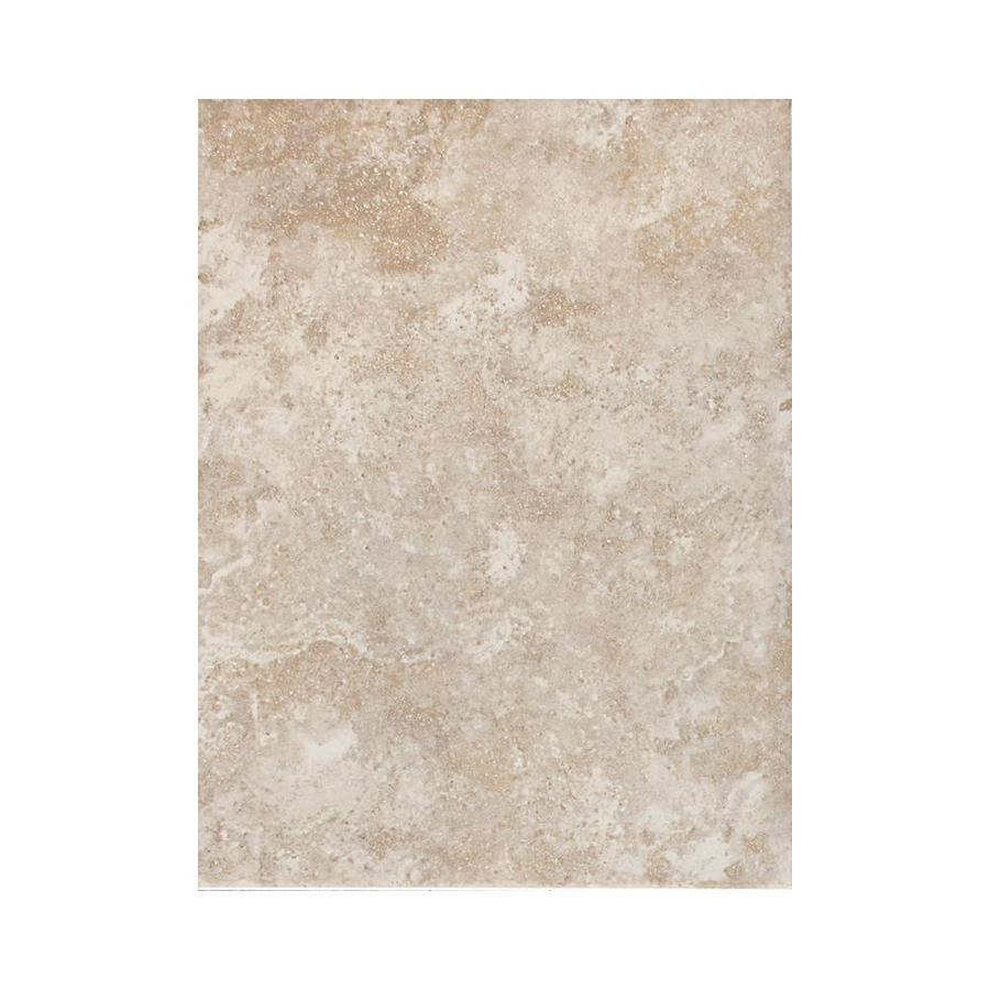 American Olean Belmar 15-Pack Pearl Ceramic Wall Tile (Common: 9-in x 12-in; Actual: 8.93-in x 12.93-in)