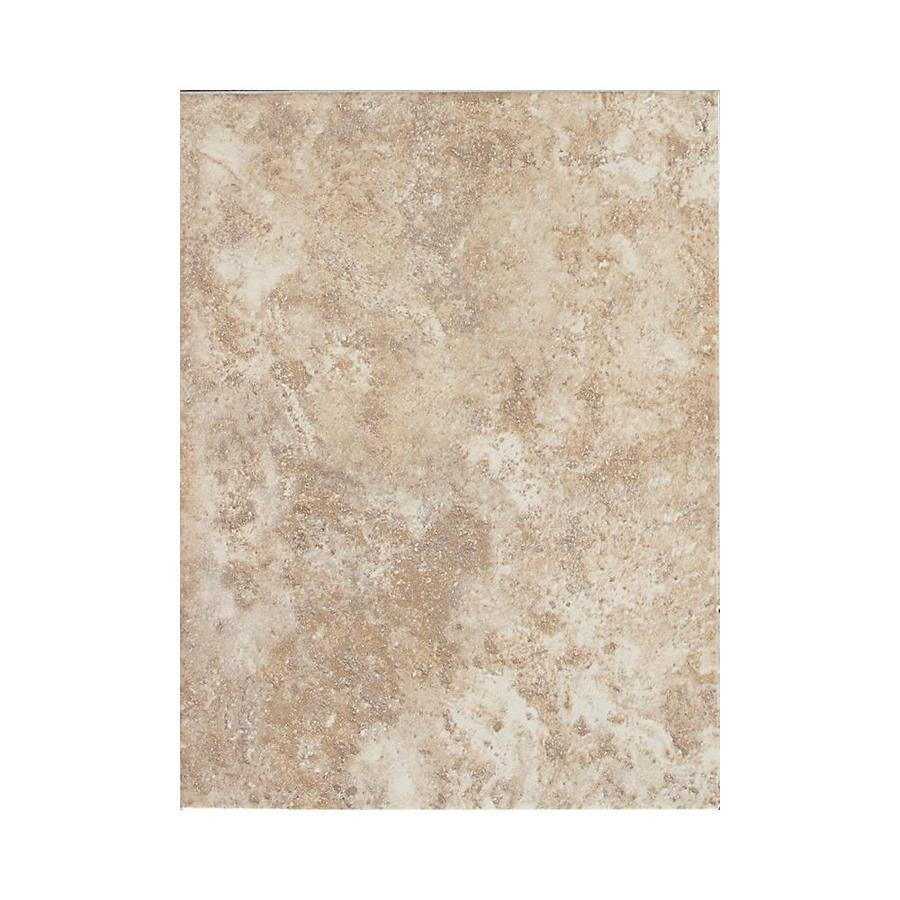 American Olean Belmar 15-Pack Cashmere Ceramic Wall Tile (Common: 8-in x 8-in; Actual: 8.93-in x 12.93-in)