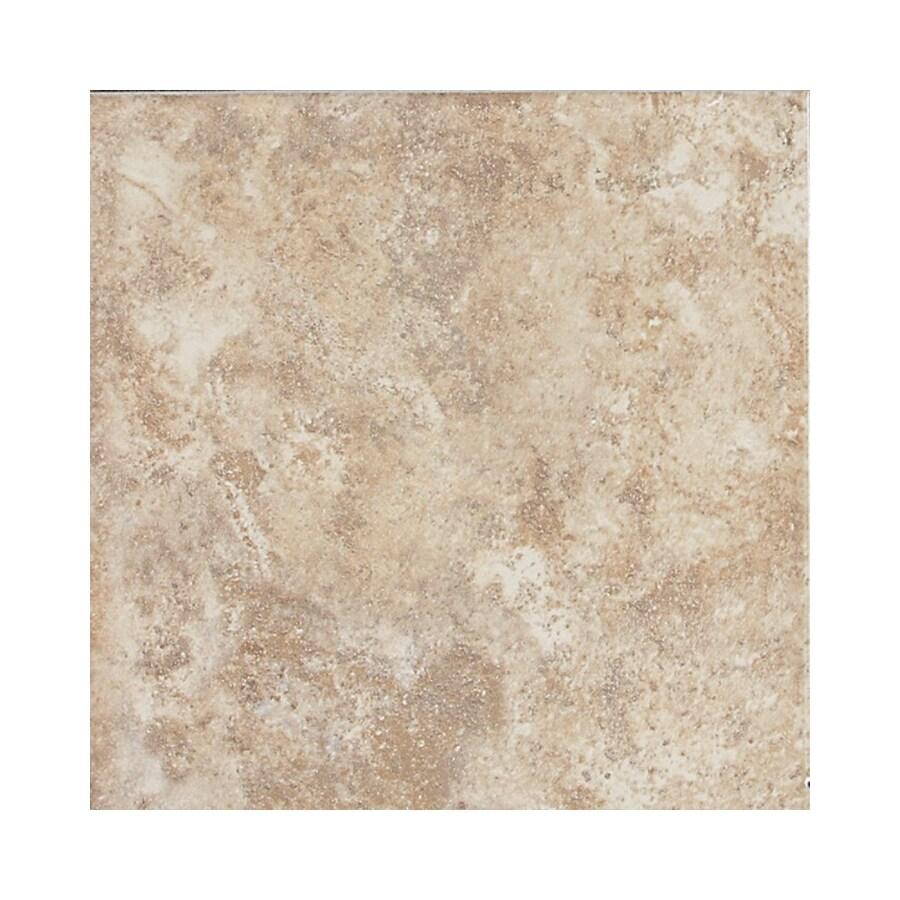 American Olean Belmar Cashmere Ceramic Mud Cap Corner Tile (Common: 2-in x 2-in; Actual: 2-in x 2-in)