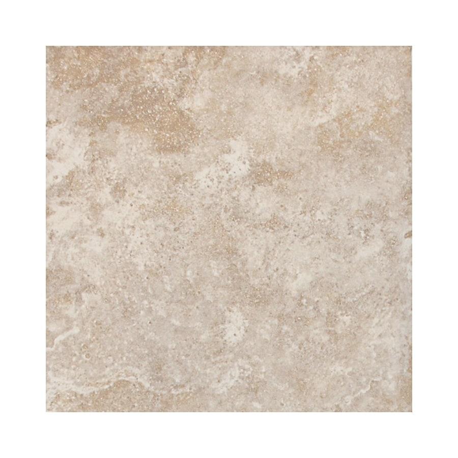 American Olean Belmar Pearl Ceramic Bullnose Tile (Common: 6-in x 6-in; Actual: 6-in x 6-in)