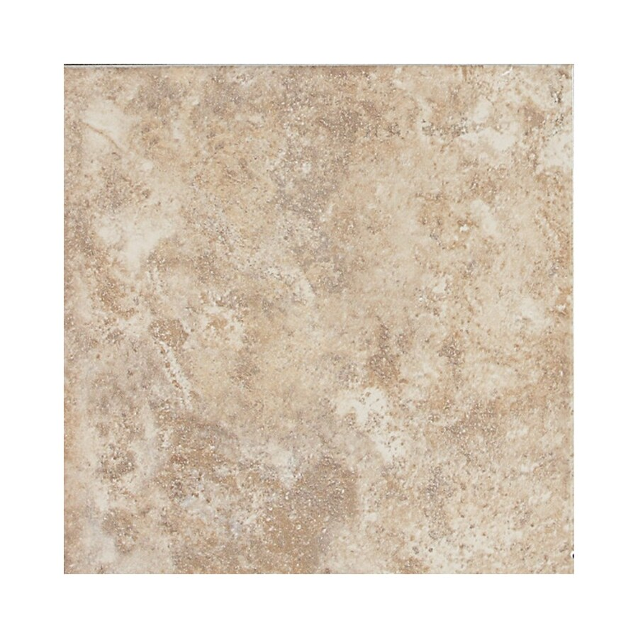 American Olean Belmar Cashmere Ceramic Bullnose Tile (Common: 2-in x 2-in; Actual: 3-in x 3-in)