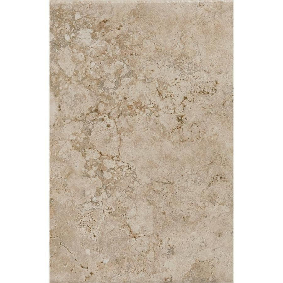 American Olean Bordeaux 7-Pack Chameau Porcelain Floor and Wall Tile (Common: 13-in x 20-in; Actual: 13.12-in x 19.75-in)