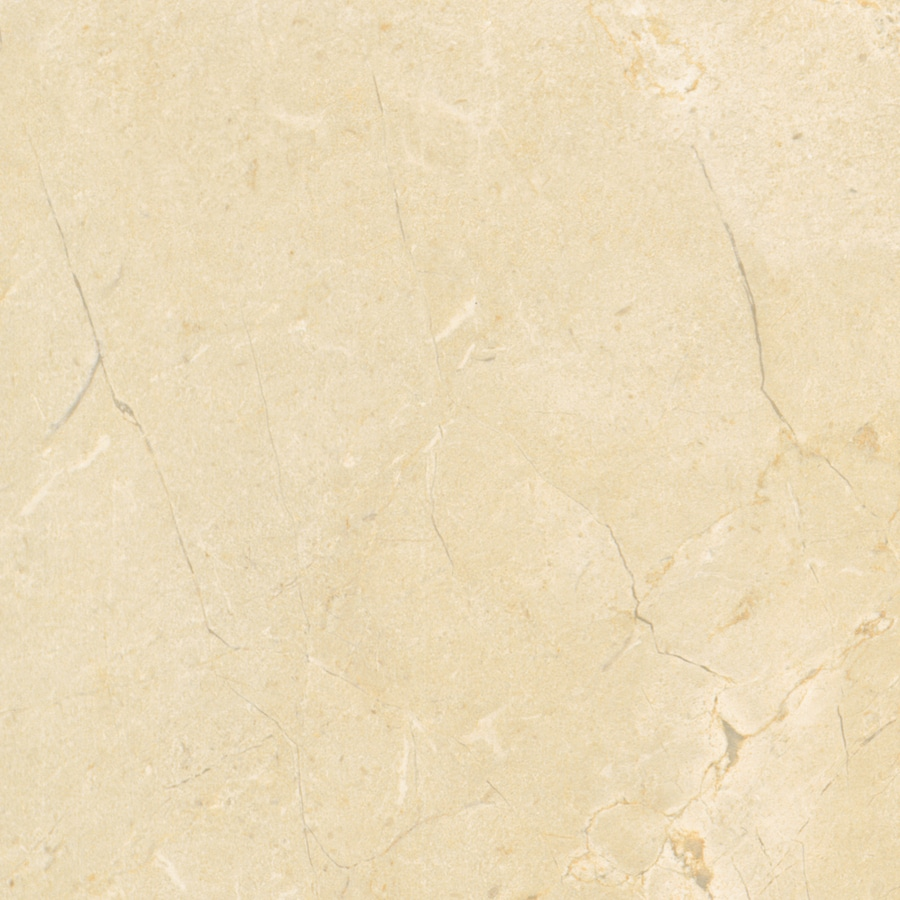 American Olean Mirasol 11-Pack Crema Laila Porcelain Floor and Wall Tile (Common: 12-in x 12-in; Actual: 11.5-in x 11.5-in)