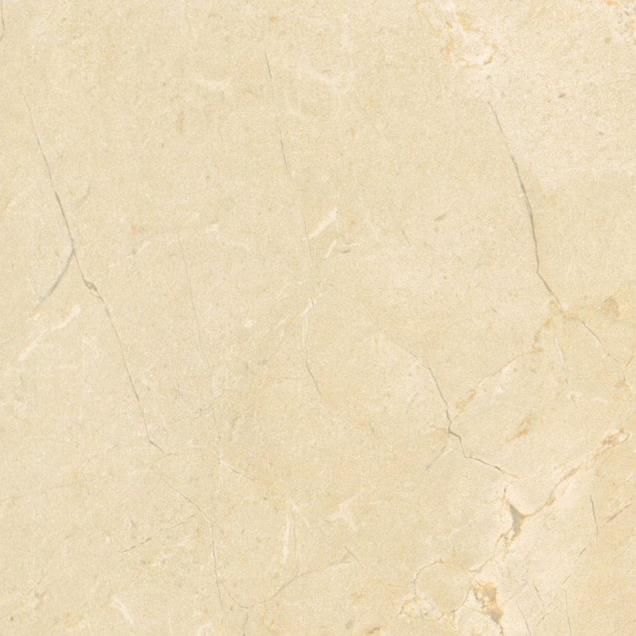 American Olean Mirasol 4-Pack Crema Laila Porcelain Floor and Wall Tile (Common: 24-in x 24-in; Actual: 23.43-in x 23.43-in)