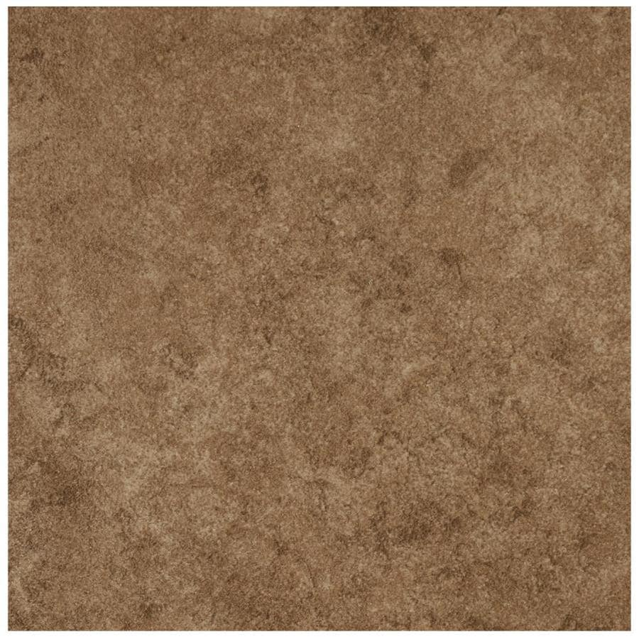 American Olean Castlegate 15-Pack Brown Porcelain Floor and Wall Tile (Common: 12-in x 12-in; Actual: 11.81-in x 11.81-in)
