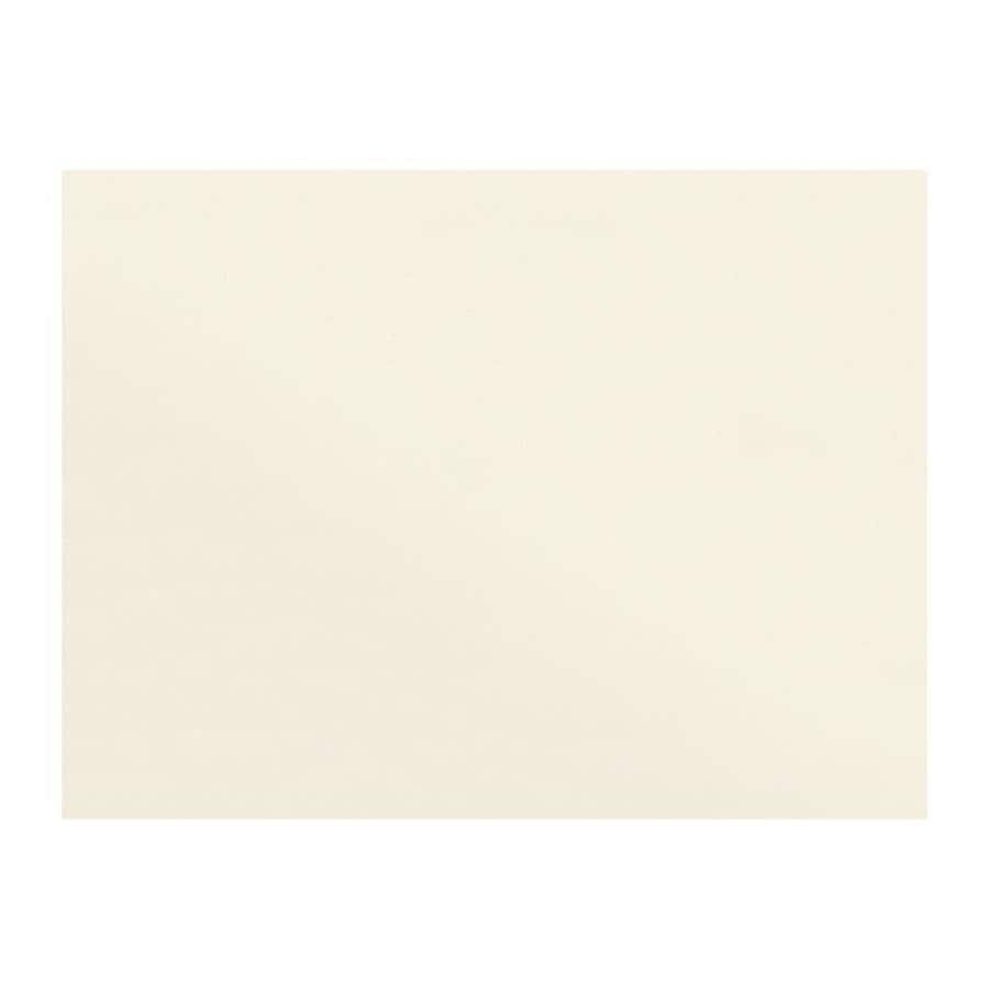 American Olean Profiles 15-Pack Biscuit Ceramic Wall Tile (Common: 9-in x 12-in; Actual: 11.93-in x 8.93-in)