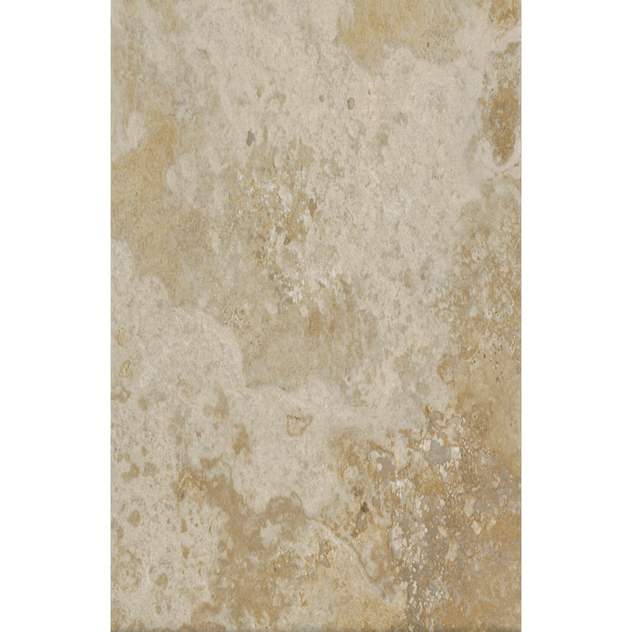 American Olean Stone Claire 7-Pack Bluff Porcelain Floor and Wall Tile (Common: 13-in x 20-in; Actual: 13.12-in x 19.75-in)