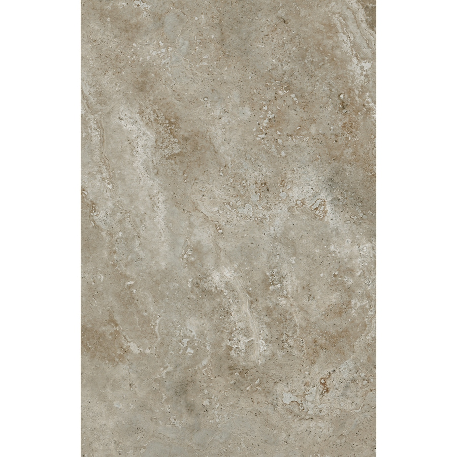 American Olean Stone Claire 7-Pack Ashen Porcelain Floor and Wall Tile (Common: 13-in x 20-in; Actual: 13.12-in x 19.75-in)