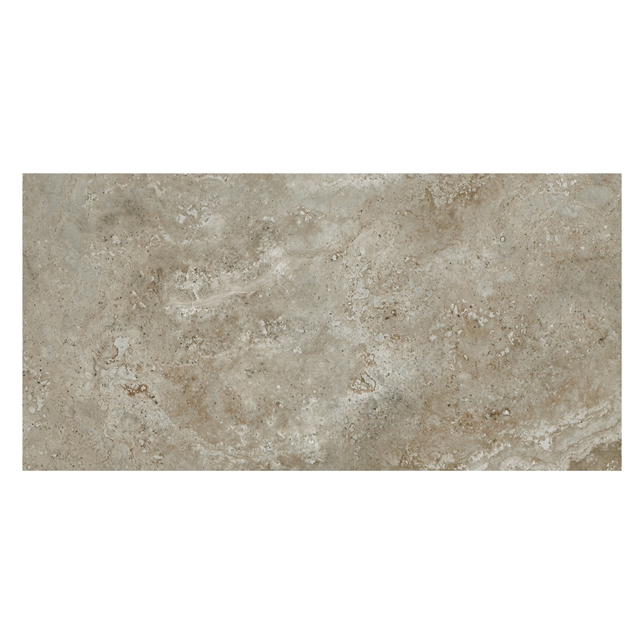 American Olean Stone Claire 100-Pack Ashen Ceramic Wall Tile (Common: 3-in x 6-in; Actual: 2.99-in x 5.98-in)