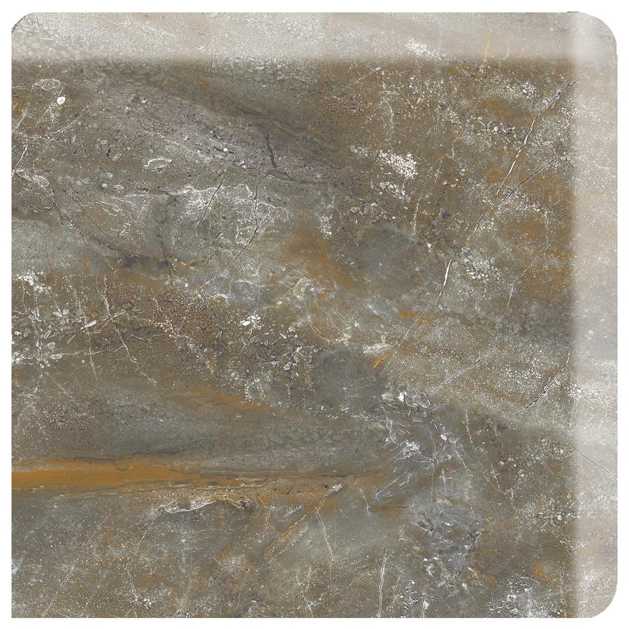 American Olean Danya Basin Ceramic Bullnose Corner Tile (Common: 3-in x 3-in; Actual: 3-in x 3-in)