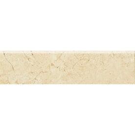 Mirasol Beige Accent & Trim Tile at Lowes com