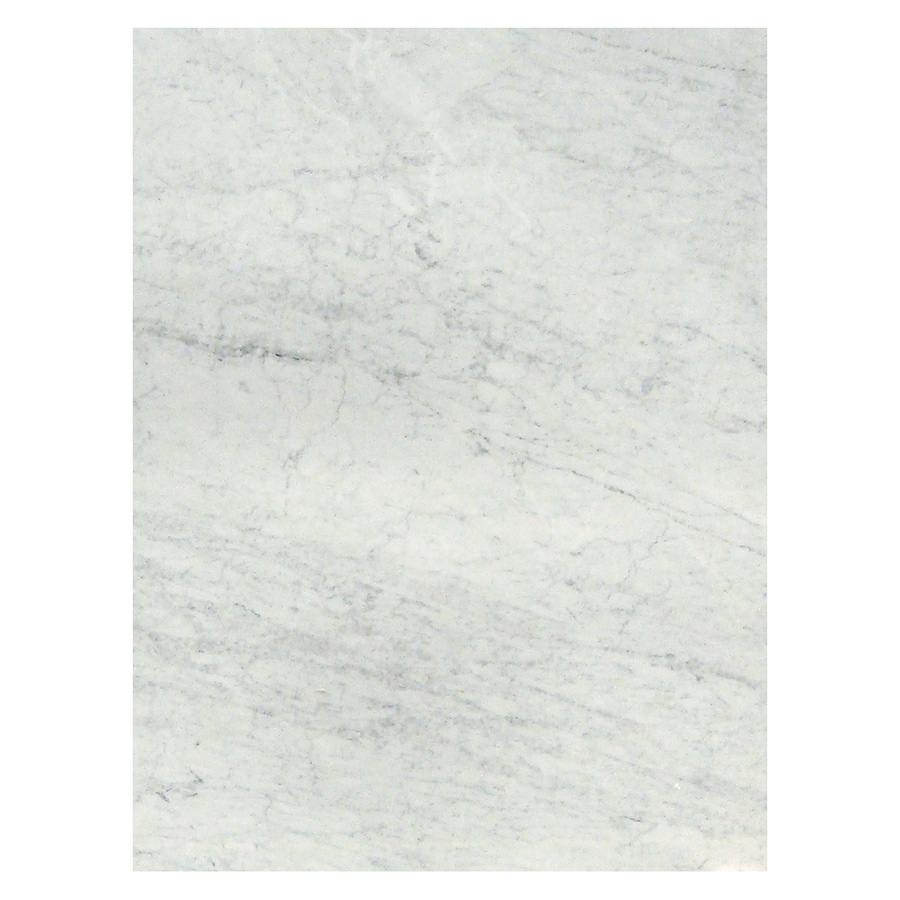 American Olean Mooreland Carrara White Ceramic Wall Tile (Common: 9-in x 12-in; Actual: 9.02-in x 12.02-in)