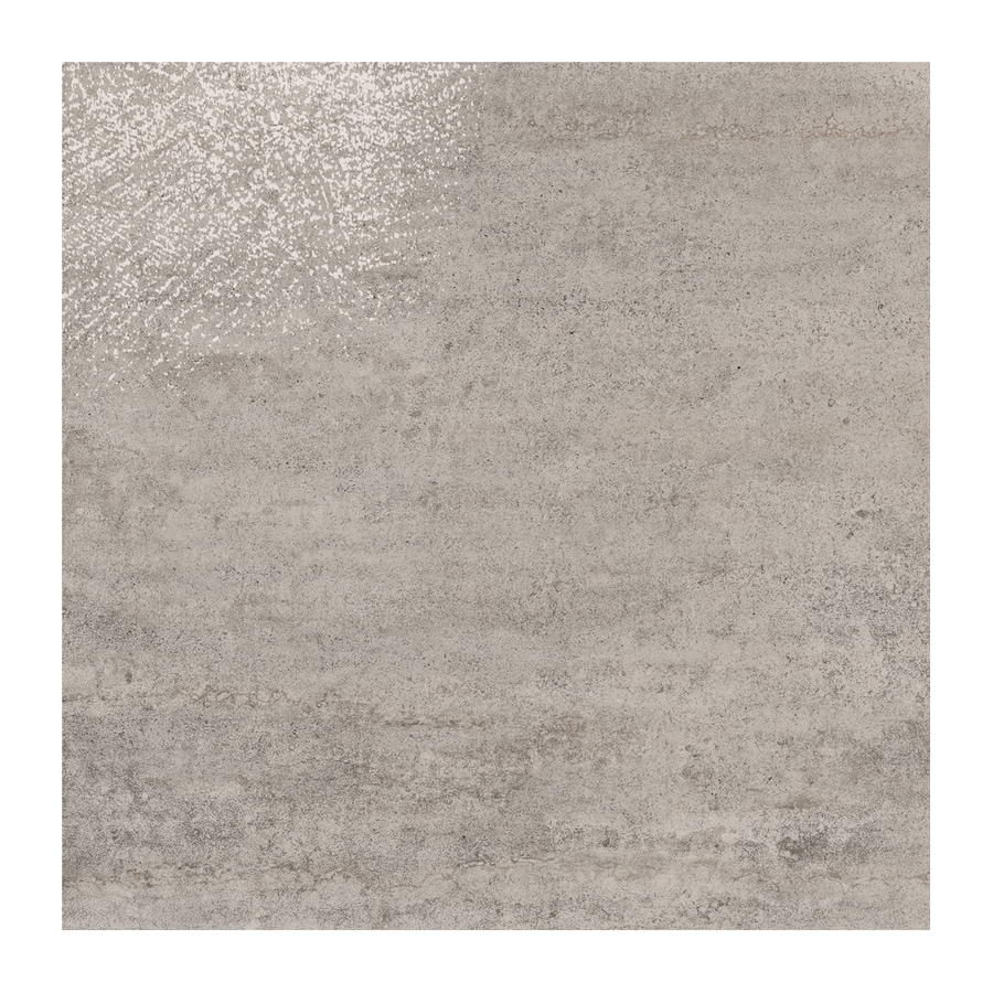 American Olean Colt 3-Pack Gray Thru Body Porcelain Floor and Wall Tile (Common: 24-in x 24-in; Actual: 23.625-in x 23.625-in)