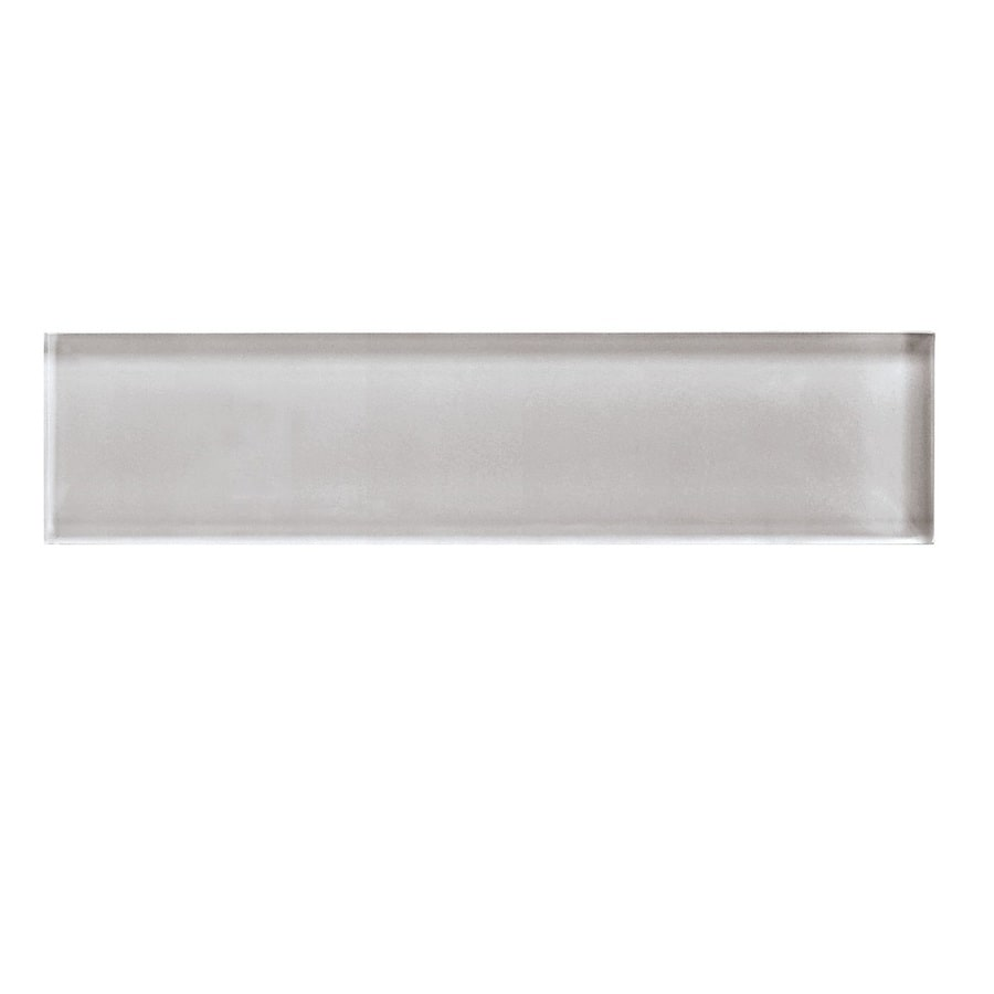 American Olean Color Appeal Cloudburst Glass Wall Tile (Common: 2-in x 8-in; Actual: 1.87-in x 7.87-in)