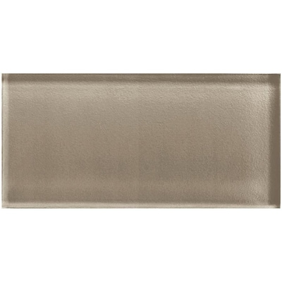 American Olean Color Appeal 32 Pack Plaza Taupe 3 In X 6