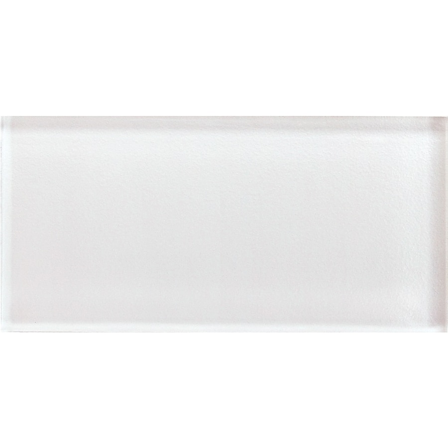 American Olean Color Appeal Pearl Glass Wall Tile (Common: 3-in x 6-in; Actual: 2.87-in x 5.87-in)