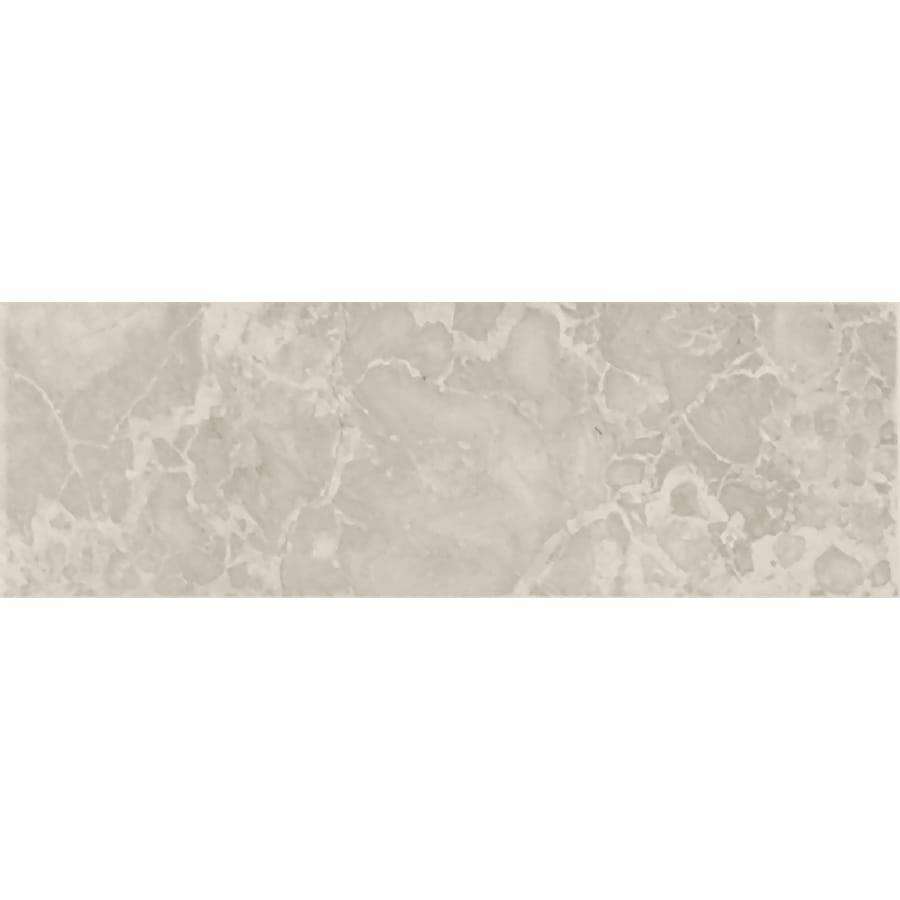 American Olean Elara Ashen Tan Ceramic Wall Tile (Common: 4-in x 12-in; Actual: 4.25-in x 12.87-in)