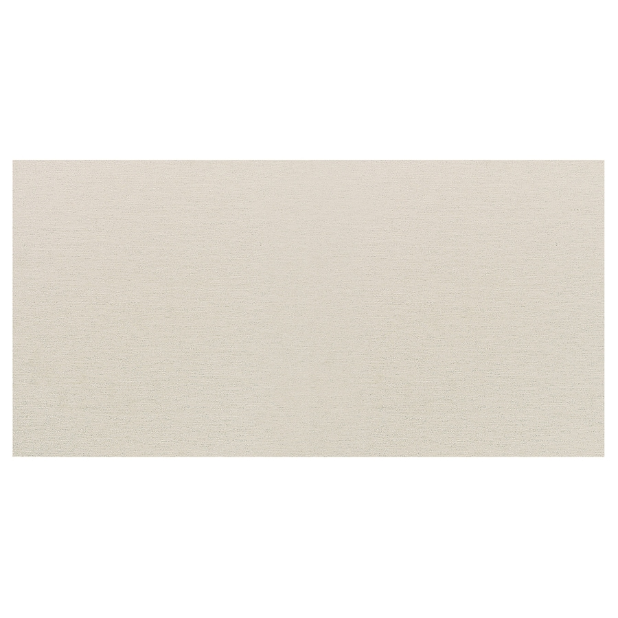 American Olean St Germain 8-Pack Blanc Thru Body Porcelain Floor and Wall Tile (Common: 12-in x 24-in; Actual: 24-in x 12-in)