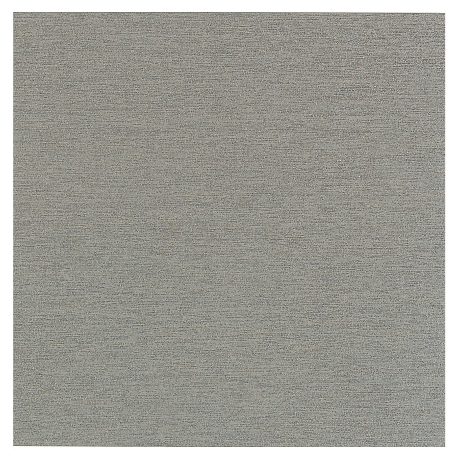 American Olean St Germain 4-Pack Gris Thru Body Porcelain Floor and Wall Tile (Common: 24-in x 24-in; Actual: 24-in x 24-in)