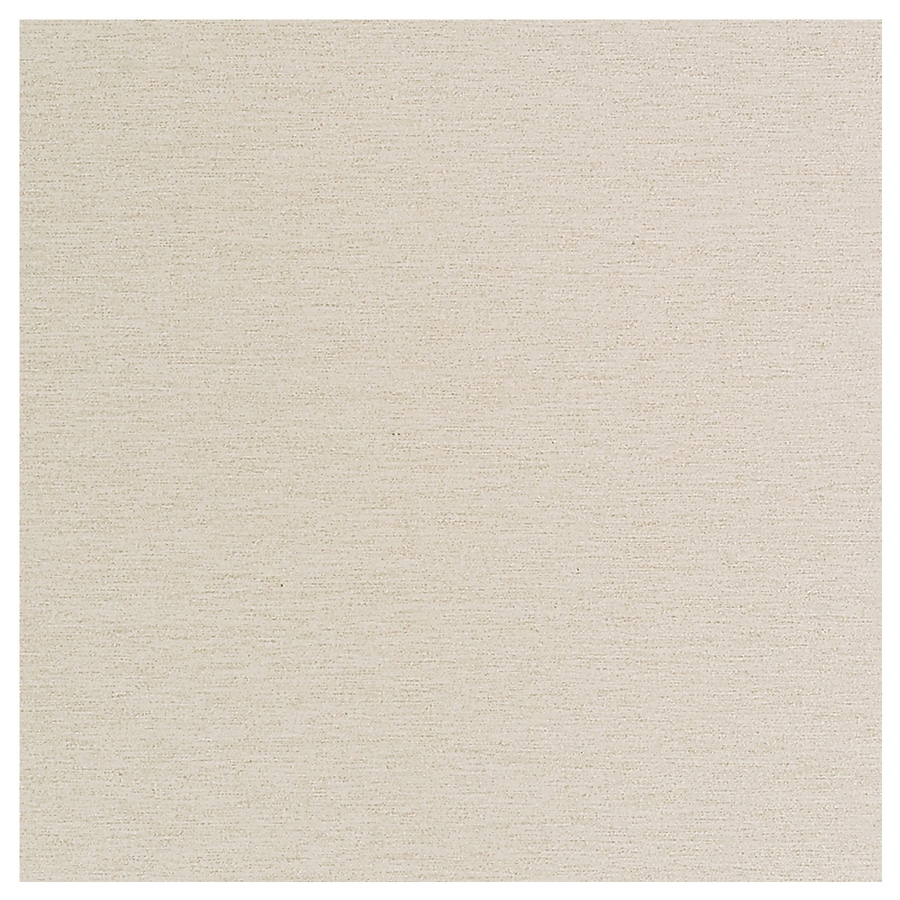 American Olean St Germain 11-Pack Creme Thru Body Porcelain Floor and Wall Tile (Common: 12-in x 12-in; Actual: 11.5-in x 11.5-in)