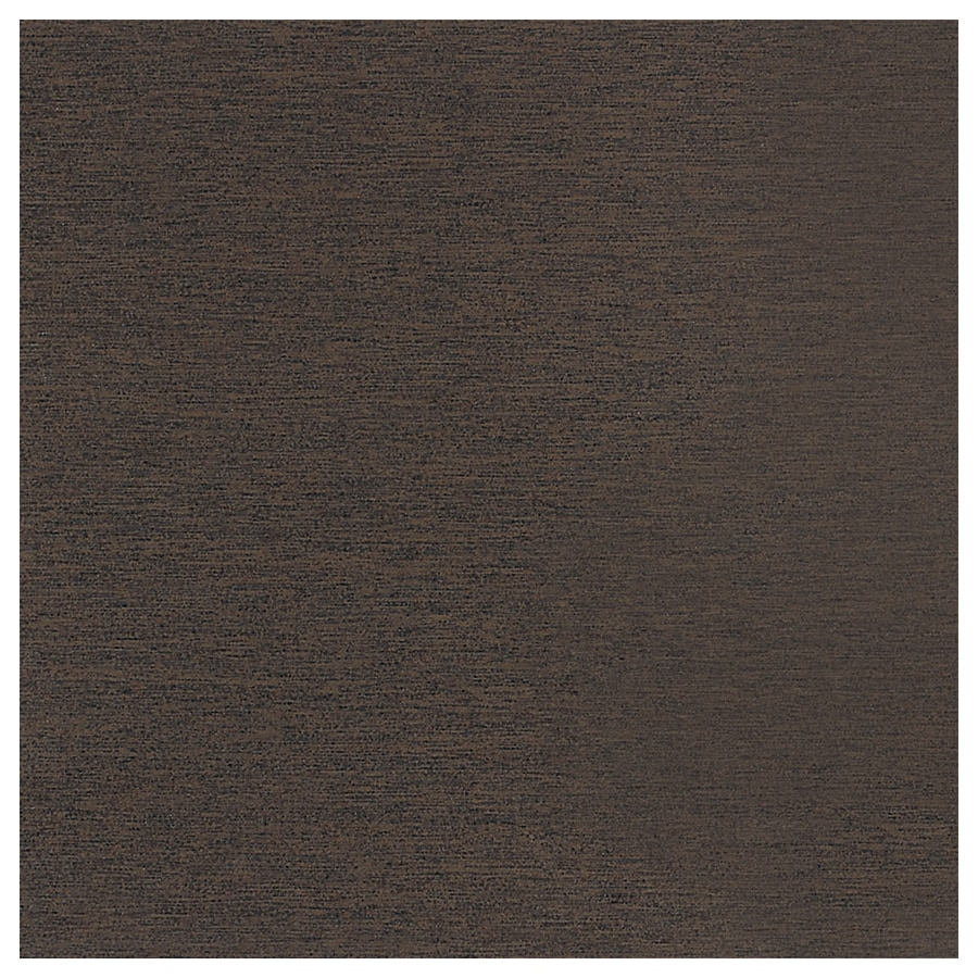 American Olean St Germain 11-Pack Chocolate Thru Body Porcelain Floor and Wall Tile (Common: 12-in x 12-in; Actual: 11.5-in x 11.5-in)