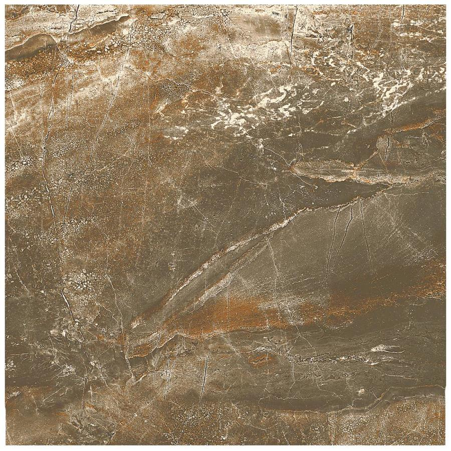 American Olean Danya 8-Pack Riverbed Porcelain Floor and Wall Tile (Common: 18-in x 18-in; Actual: 17.81-in x 17.81-in)