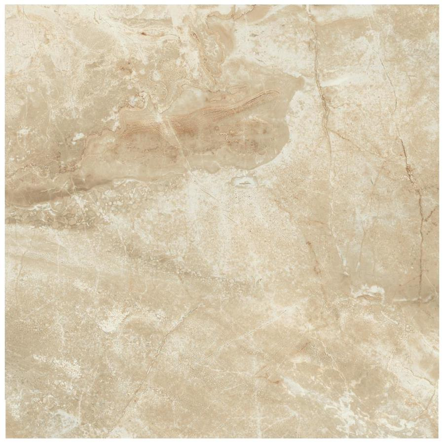 American Olean Danya 8-Pack Cove Porcelain Floor and Wall Tile (Common: 18-in x 18-in; Actual: 17.81-in x 17.81-in)
