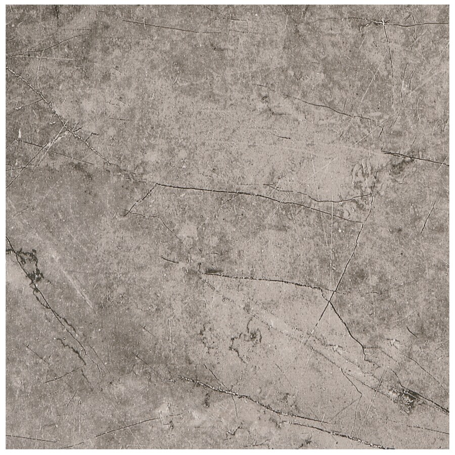 American Olean Bevalo 8-Pack Mist Porcelain Floor and Wall Tile (Common: 18-in x 18-in; Actual: 17.75-in x 17.75-in)