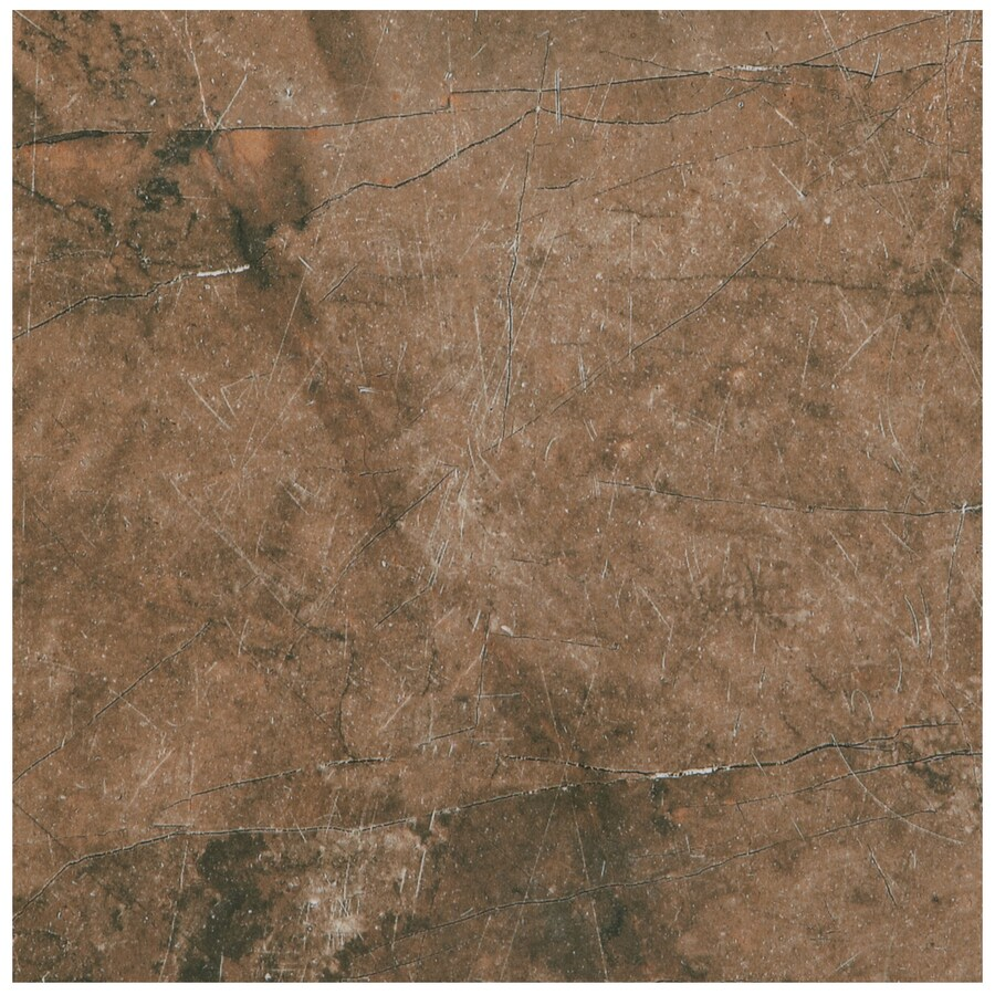 American Olean Bevalo 8-Pack Earth Porcelain Floor and Wall Tile (Common: 18-in x 18-in; Actual: 17.75-in x 17.75-in)