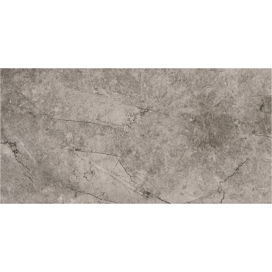 American Olean Bevalo 8-Pack Mist Porcelain Floor and Wall Tile (Common: 12-in x 24-in; Actual: 11.68-in x 23.62-in)