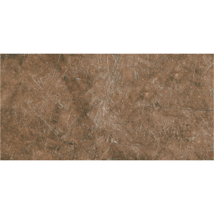 American Olean Bevalo 8-Pack Earth Porcelain Floor and Wall Tile (Common: 12-in x 24-in; Actual: 11.68-in x 23.62-in)