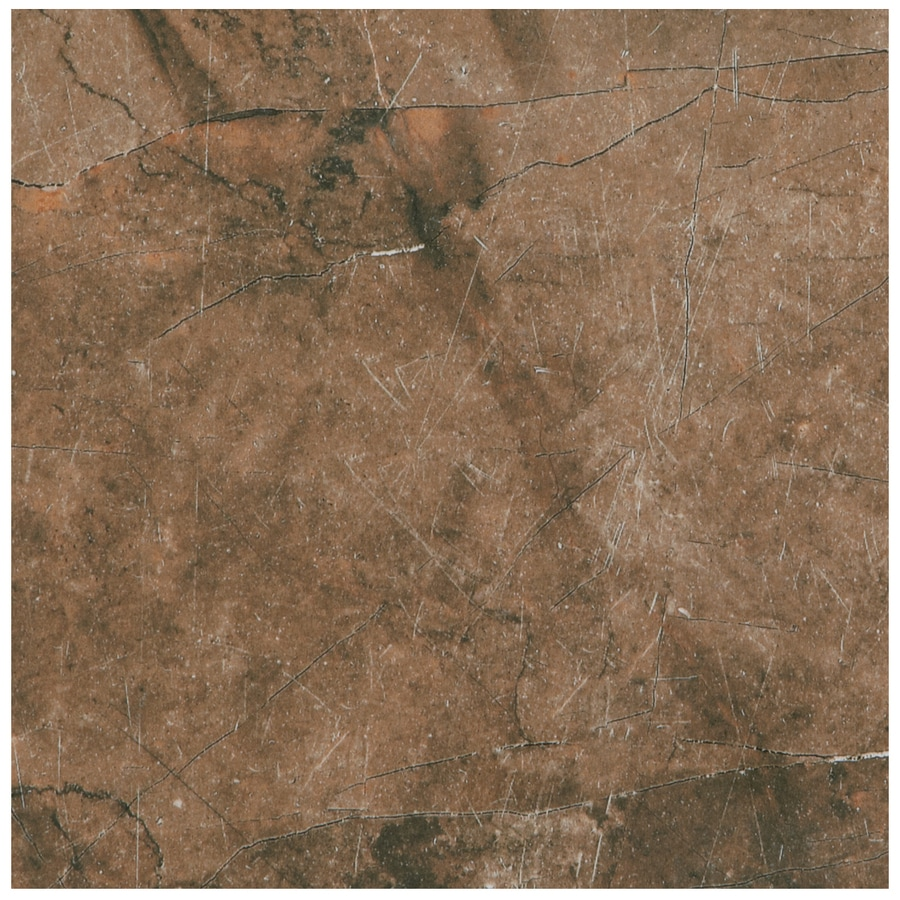 American Olean Bevalo 15-Pack Earth Porcelain Floor and Wall Tile (Common: 12-in x 12-in; Actual: 11.81-in x 11.81-in)