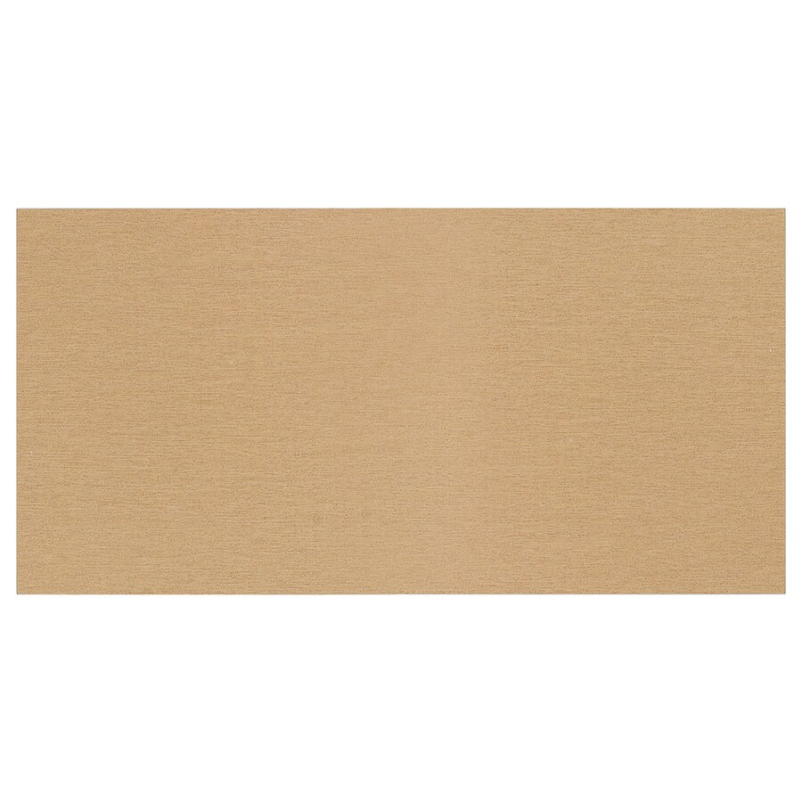 American Olean St Germain 8-Pack or Thru Body Porcelain Floor and Wall Tile (Common: 12-in x 24-in; Actual: 24-in x 12-in)