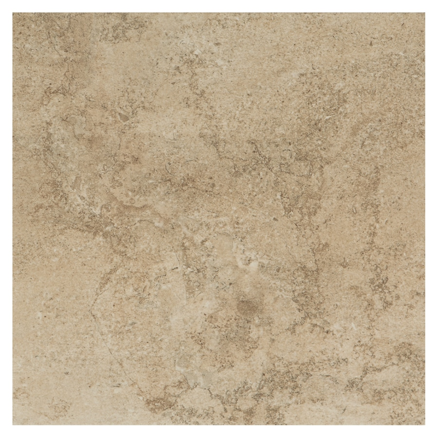 American Olean Bedford Meteor Ceramic Floor and Wall Tile (Common: 12-in x 12-in; Actual: 11.81-in x 11.81-in)