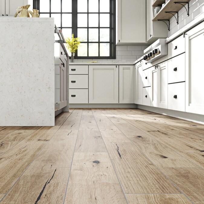 Glazed Porcelain Wood Look Tile