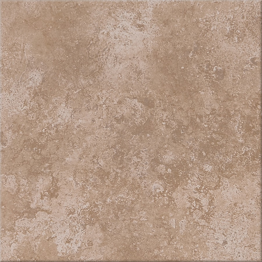 American Olean Chardon Beige Ceramic Floor And Wall Tile Common 16 In X