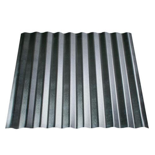 """24ga Galvanized Sheet Metal 8/"""" x 8/"""""""