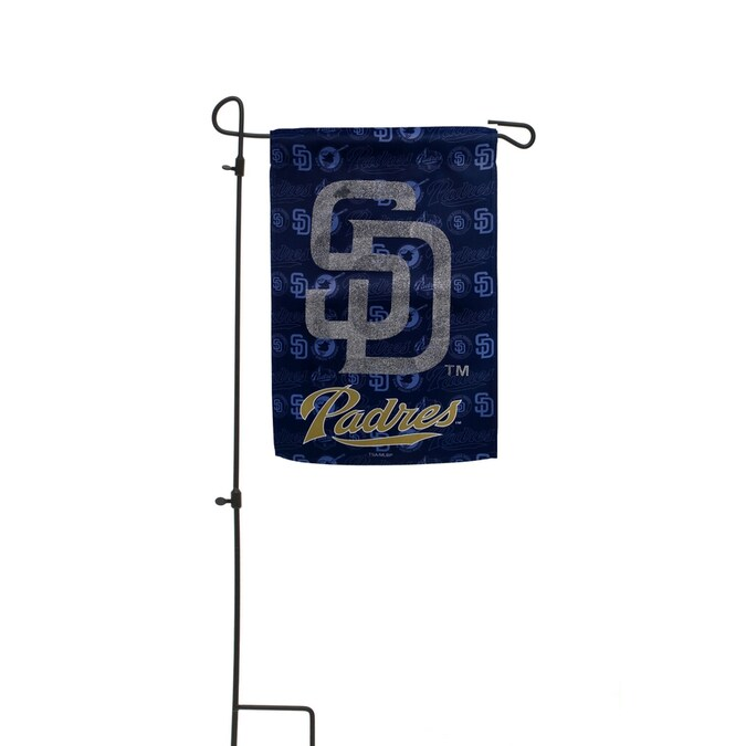 Mlb San Diego Padres Flag In The Decorative Banners Flags Department At Lowes Com