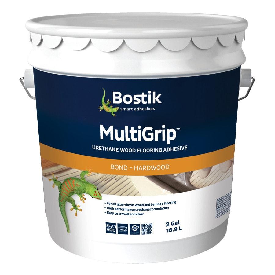 Shop Bostik 2 -Gallon Trowel Hardwood Flooring Adhesive At