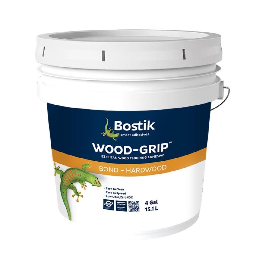 Bostik 4 -Gallon  Trowel Hardwood Flooring Adhesive